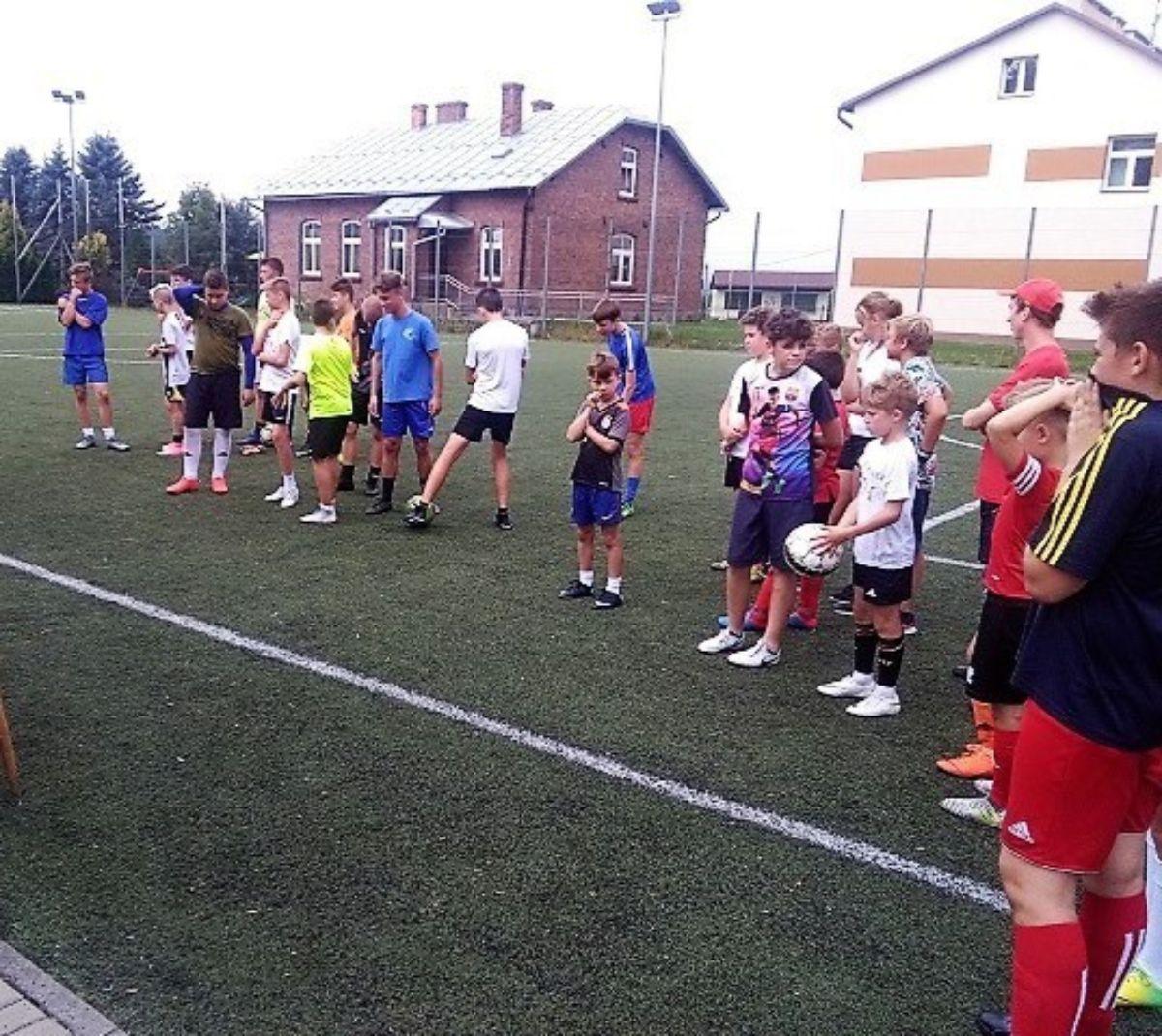 Turniej Piłki Nożnej 10+ - Zdjęcie główne