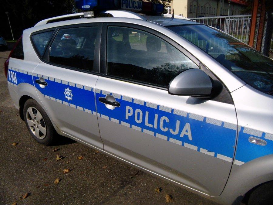 KRONIKA POLICYJNA: pyskaty kierowca i wysyp złodziei - Zdjęcie główne