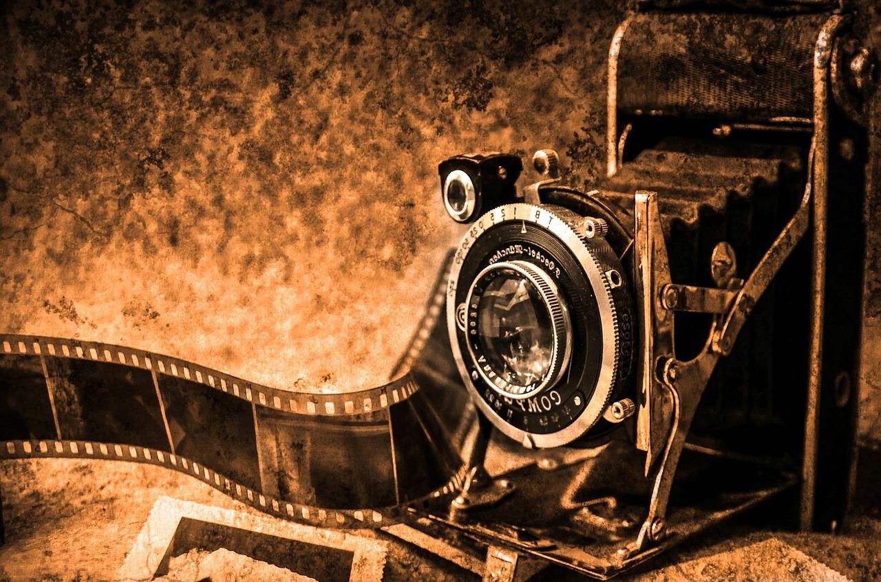 KĄCIK LITERACKI: Fotografia - Zdjęcie główne