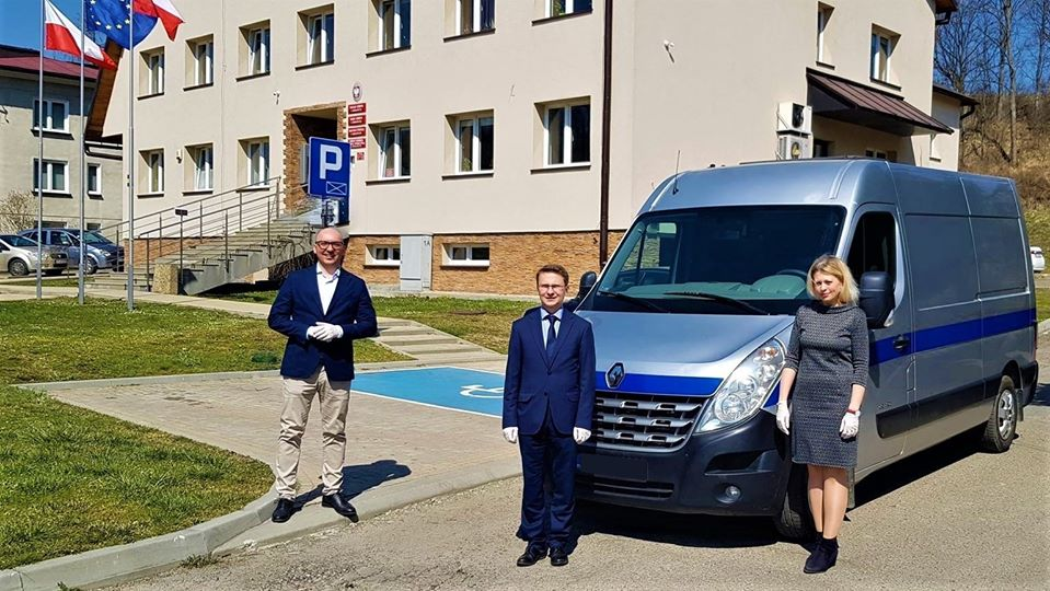 Poseł Piotr Uruski podjął się wyzwania ożywienia ruchu turystycznego w Bieszczadach - Zdjęcie główne