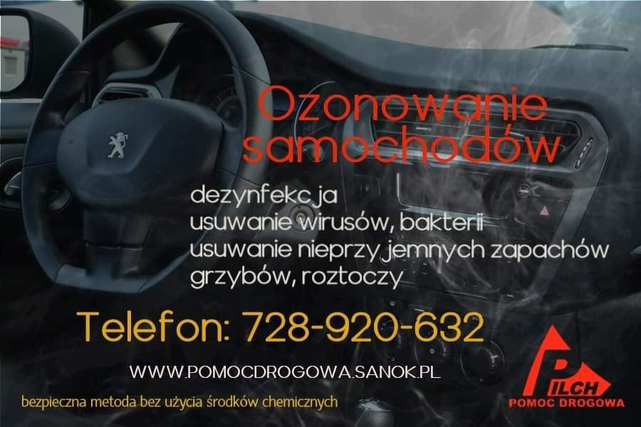 Zadbaj o swoje zdrowie - zdezynfekuj samochód szybko i skutecznie! - Zdjęcie główne