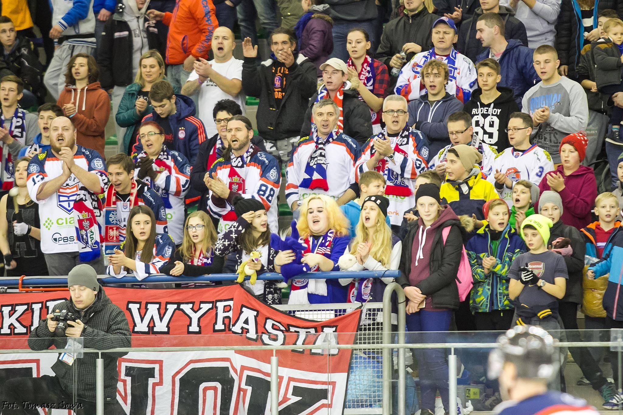 Zapraszamy wszystkich kibiców hokeja na rozpoczęcie sezonu 2020/2021 przed Areną - Zdjęcie główne