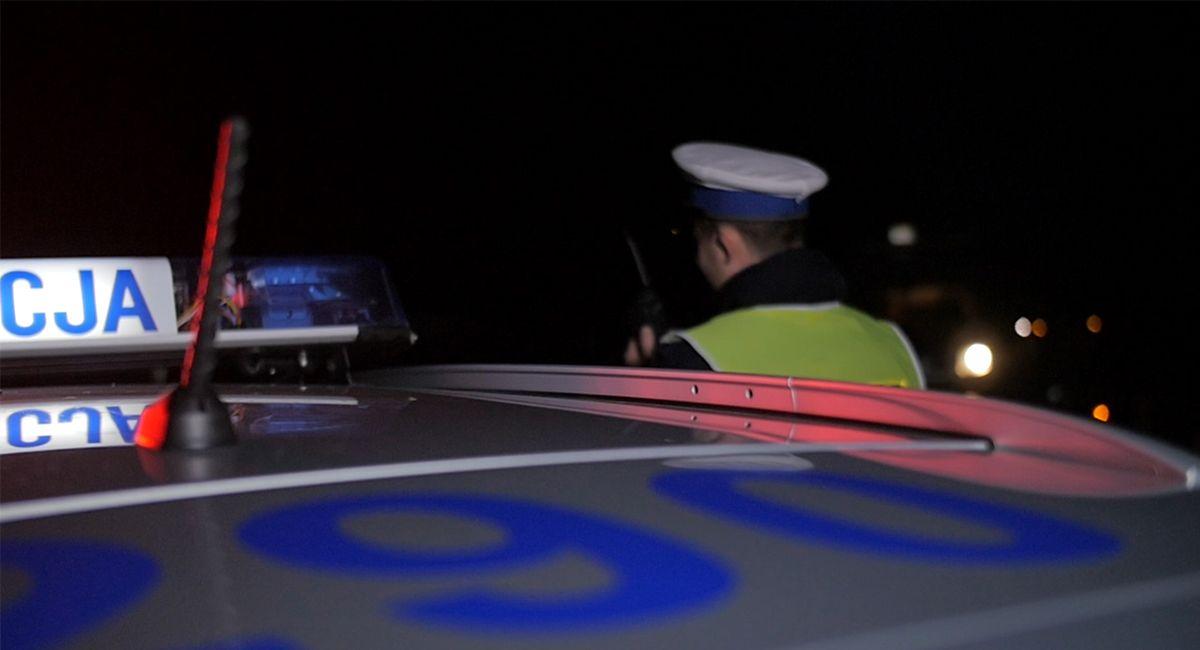 Podkarpacie. Policyjny pościg za nastolatkami! Padły strzały! - Zdjęcie główne