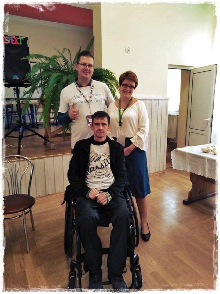 Kiermasz otwartyh serc - wielka moblilizacja dla niepełnosprawnego Jacka! - Zdjęcie główne