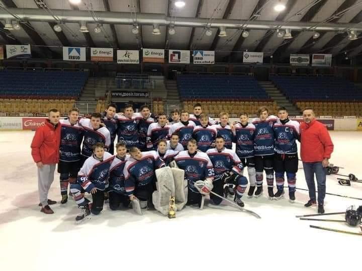 Sanok mistrzem w turnieju hokejowych OSM U15 - Zdjęcie główne