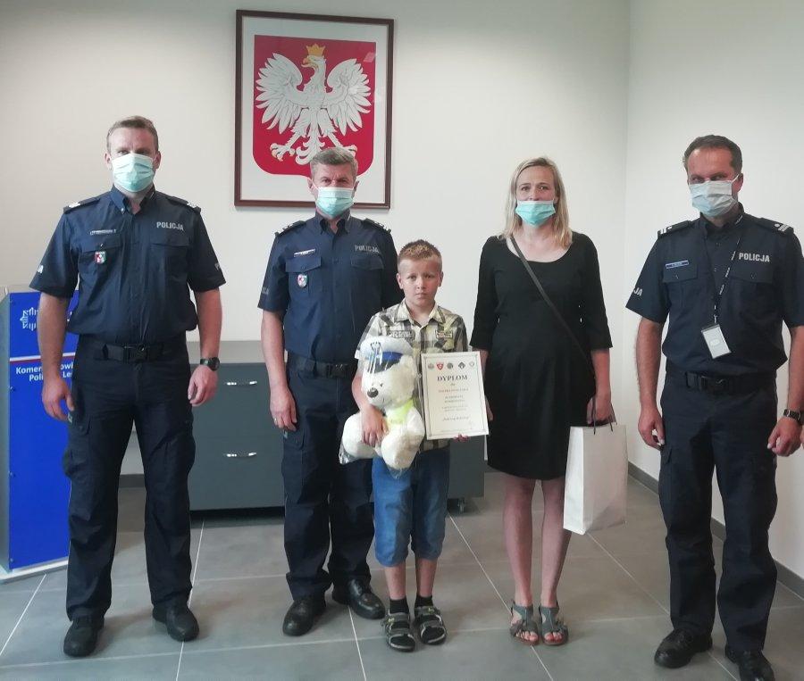 10-latek z Bieszczad przygotował spot filmowy. Dostał wyróżnienie w ogólnopolskim konkursie! - Zdjęcie główne