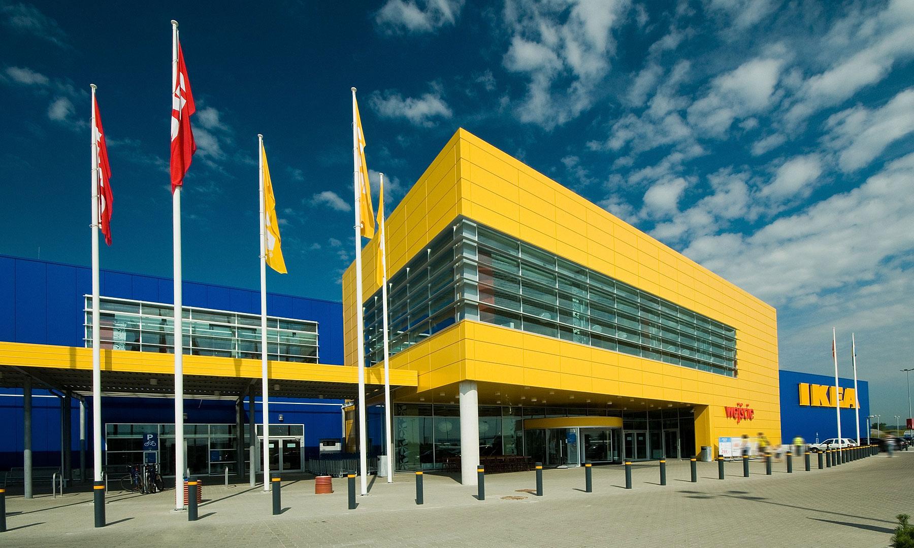 IKEA z Mobilnym Punktem Odbioru Zamówień w Sanoku - Zdjęcie główne