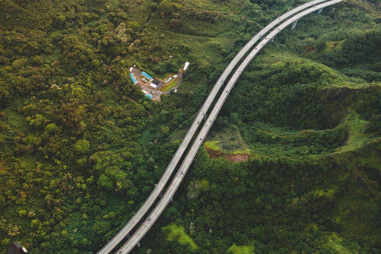 Łatwiej w Bieszczady, czyli rozbudowa sieci dróg na Podkarpaciu - Zdjęcie główne