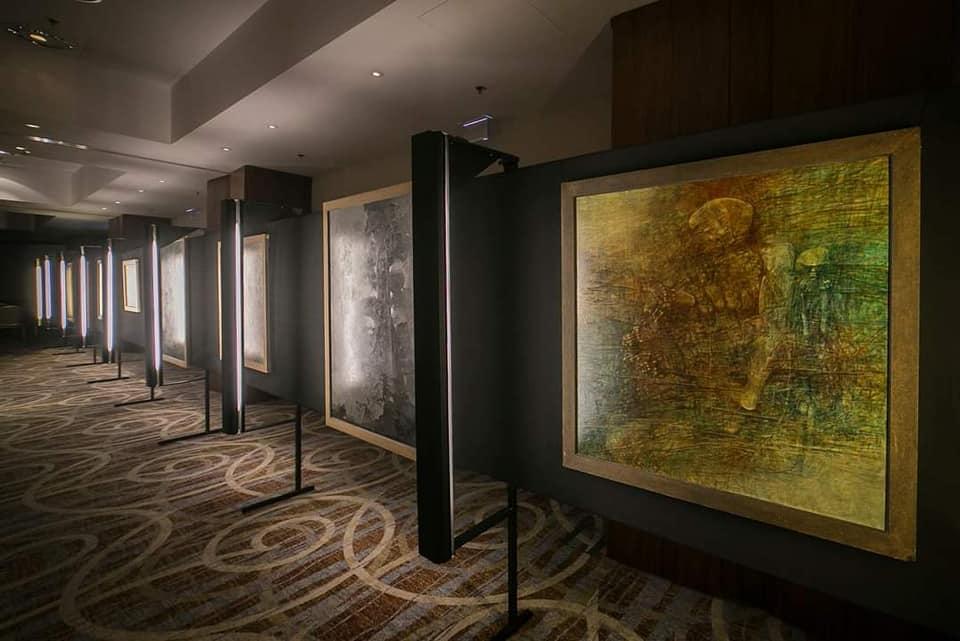 Wystawa jakiej nie było - Beksiński - ostatnie dni! [FOTO]  - Zdjęcie główne
