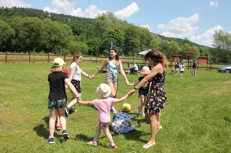 Piknik rodzinny dla rodzin zastępczych - Zdjęcie główne