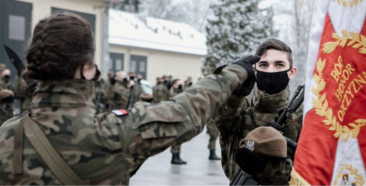 Terytorialsi będą przysięgać w Rzeszowie - Zdjęcie główne