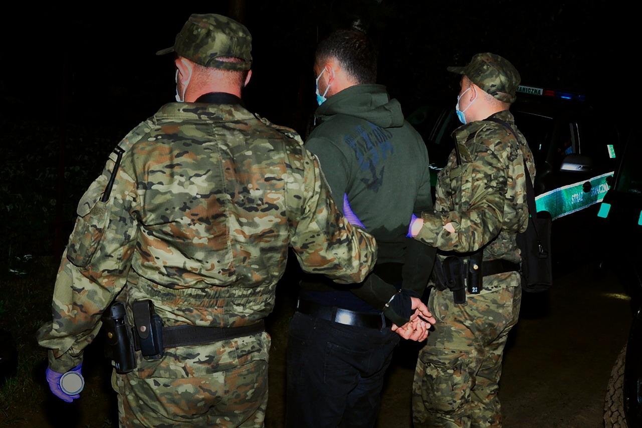 Korczowa: Kamera termowizyjna pomogła w ujęciu imigrantów - Zdjęcie główne
