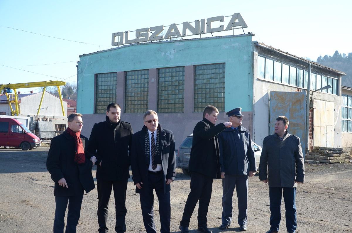 W Olszanicy powstanie 200 nowych miejsc pracy - Zdjęcie główne
