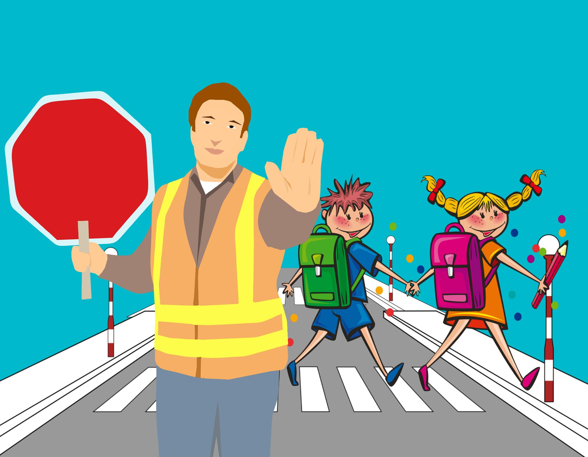 Zadbaj o bezpieczną drogę dziecka do szkoły! - Zdjęcie główne
