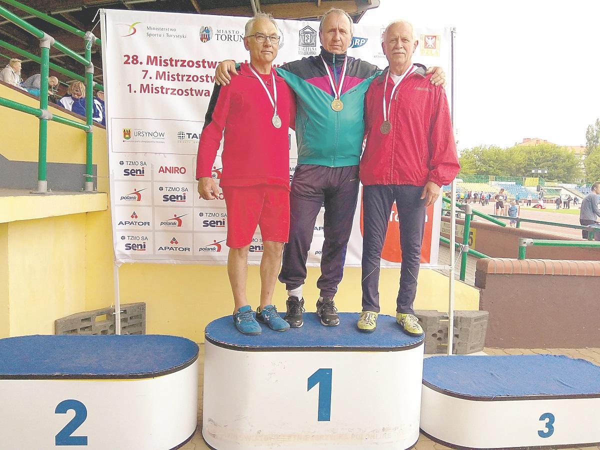 Mistrzostwa Polski Masters weteranów lekkiej atletyki - Zdjęcie główne