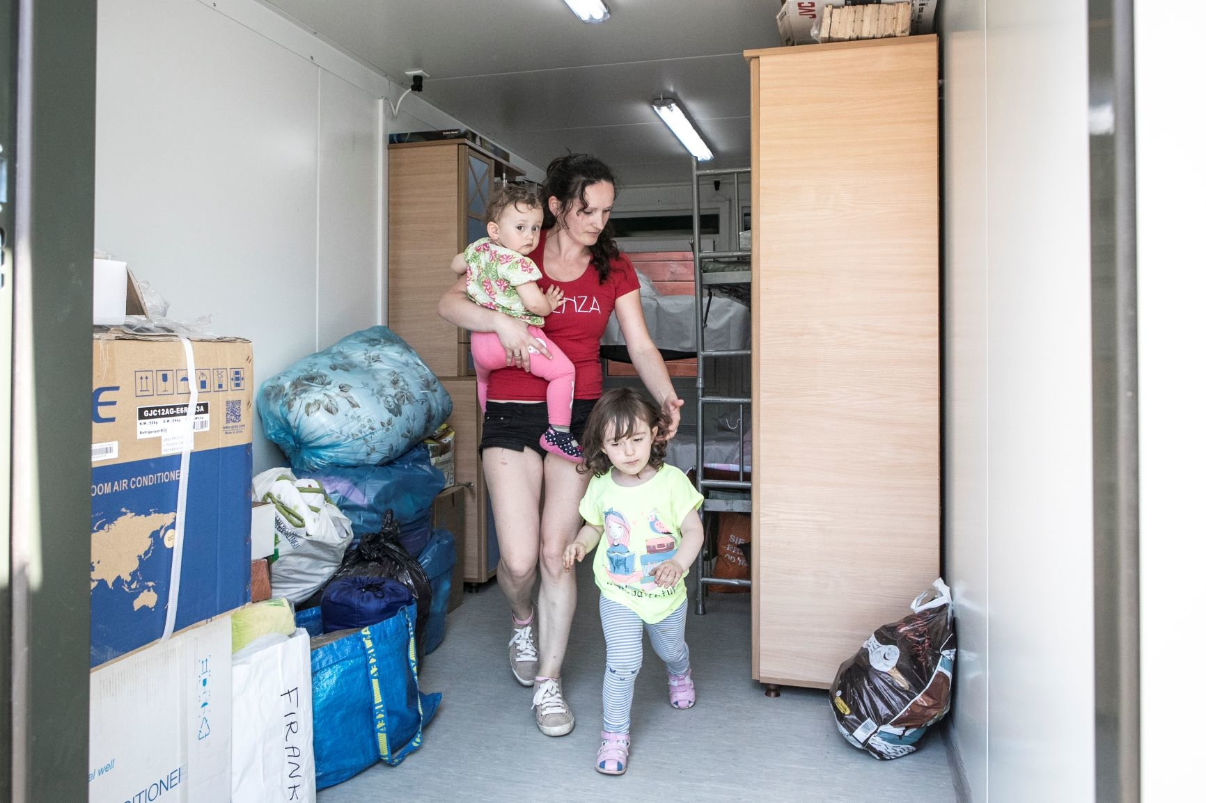 """Terytorialsi z Podkarpacia pomagają rodzinom z podtopionej """"Troi Północy"""" - Zdjęcie główne"""