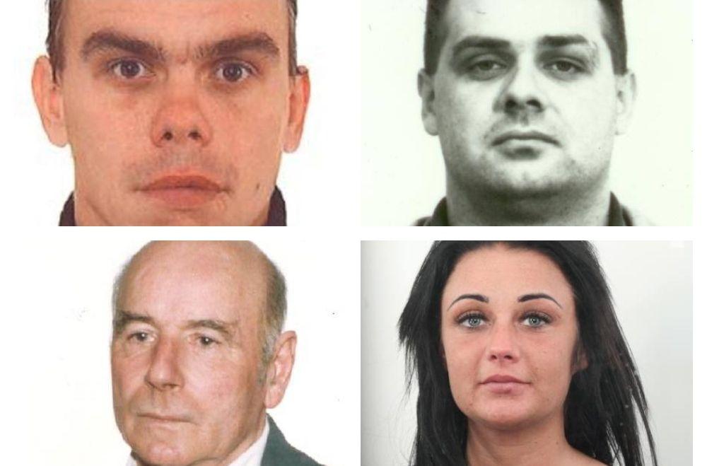 Najgroźniejsi przestępcy w kraju poszukiwani przez policję. Zobacz ich sylwetki - Zdjęcie główne