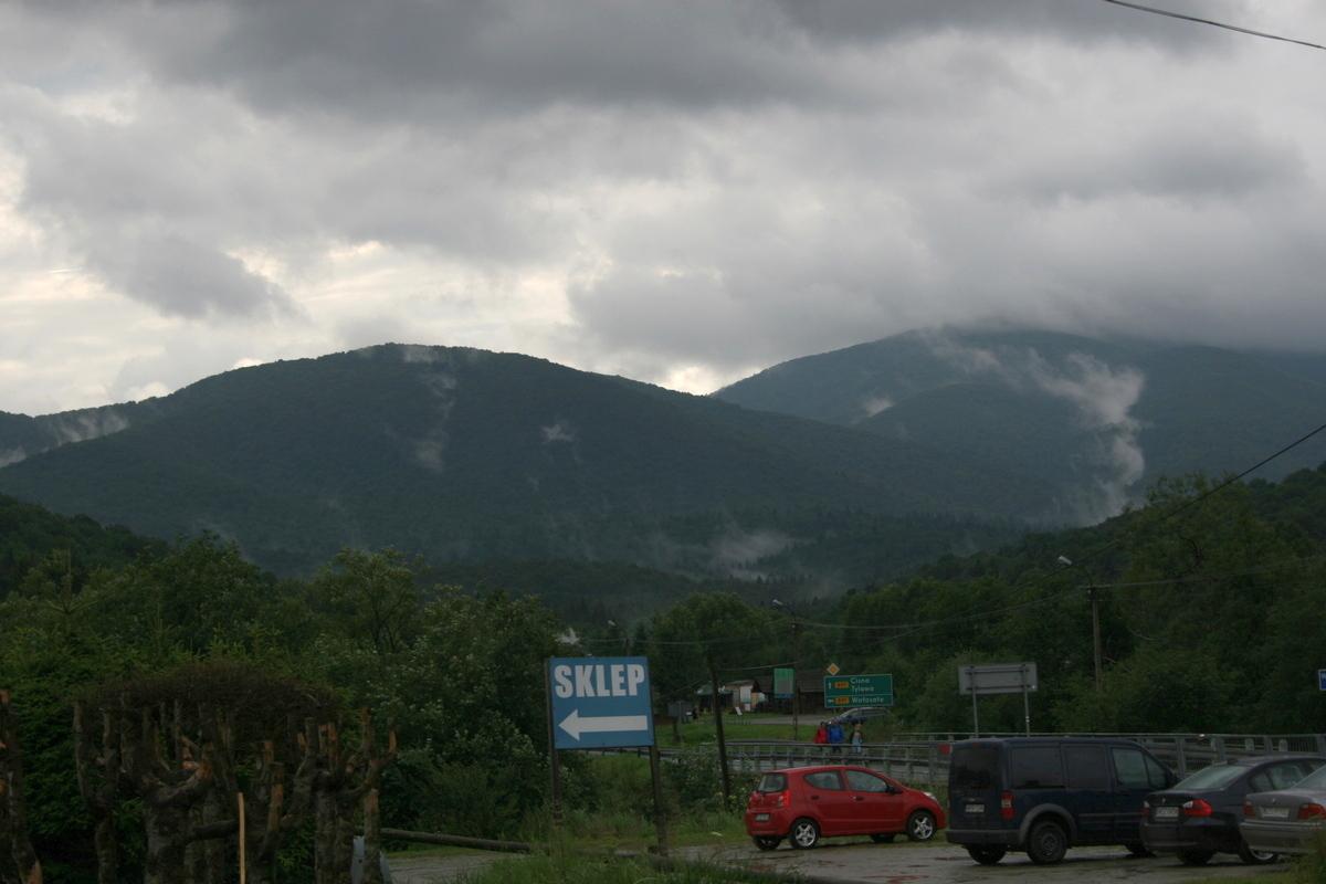UWAGA śliskie szlaki w Bieszczadach BPN ostrzega! - Zdjęcie główne