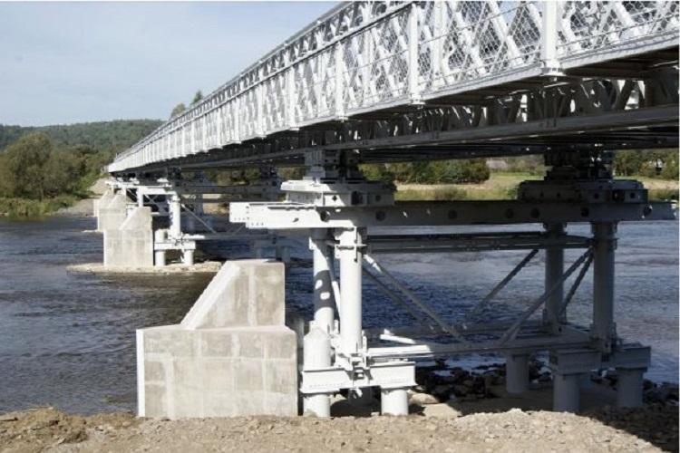 Most w Mrzygłodzie już przejezdny - Zdjęcie główne