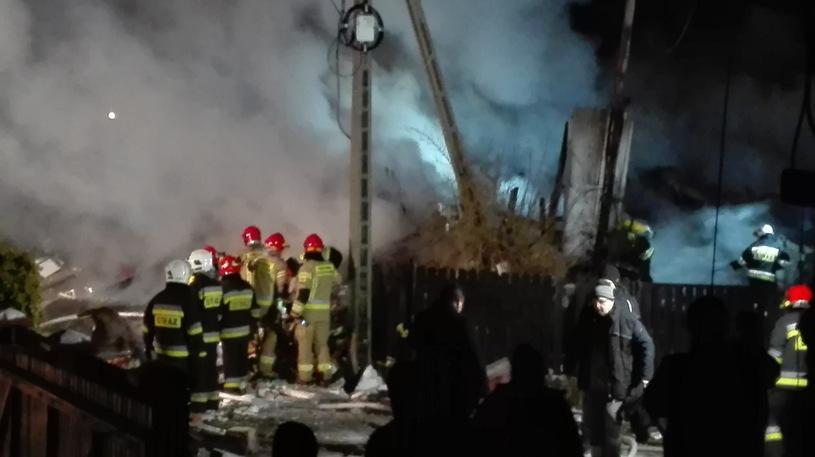 Potężny wybuch gazu. Pod gruzami 8 osób [FOTO] - Zdjęcie główne
