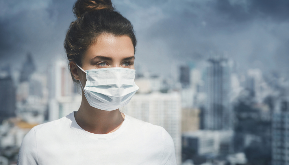 Zanieczyszczenie powietrza, czyli sezon grzewczy w pełni - Zdjęcie główne