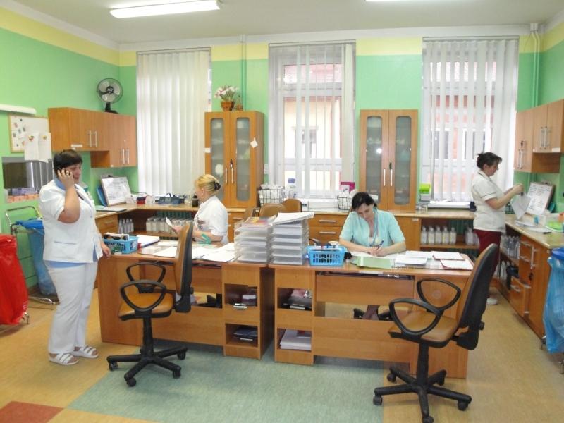 Sanocki szpital uruchomił dodatkowy punkt pobrań - Zdjęcie główne
