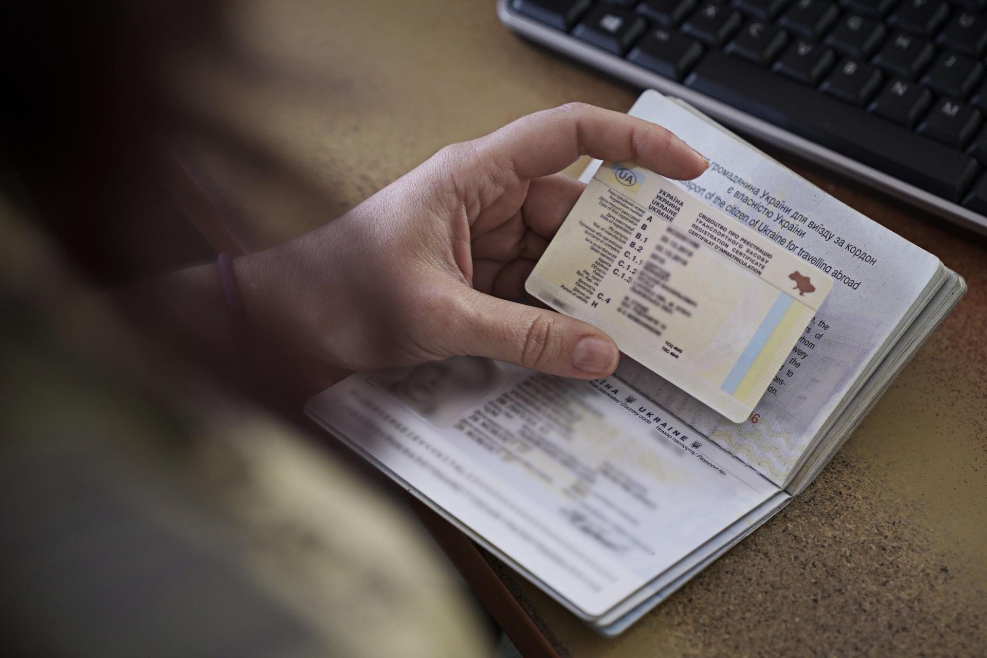 Fałszywe dokumenty na przejściach granicznych Podkarpacia  - Zdjęcie główne