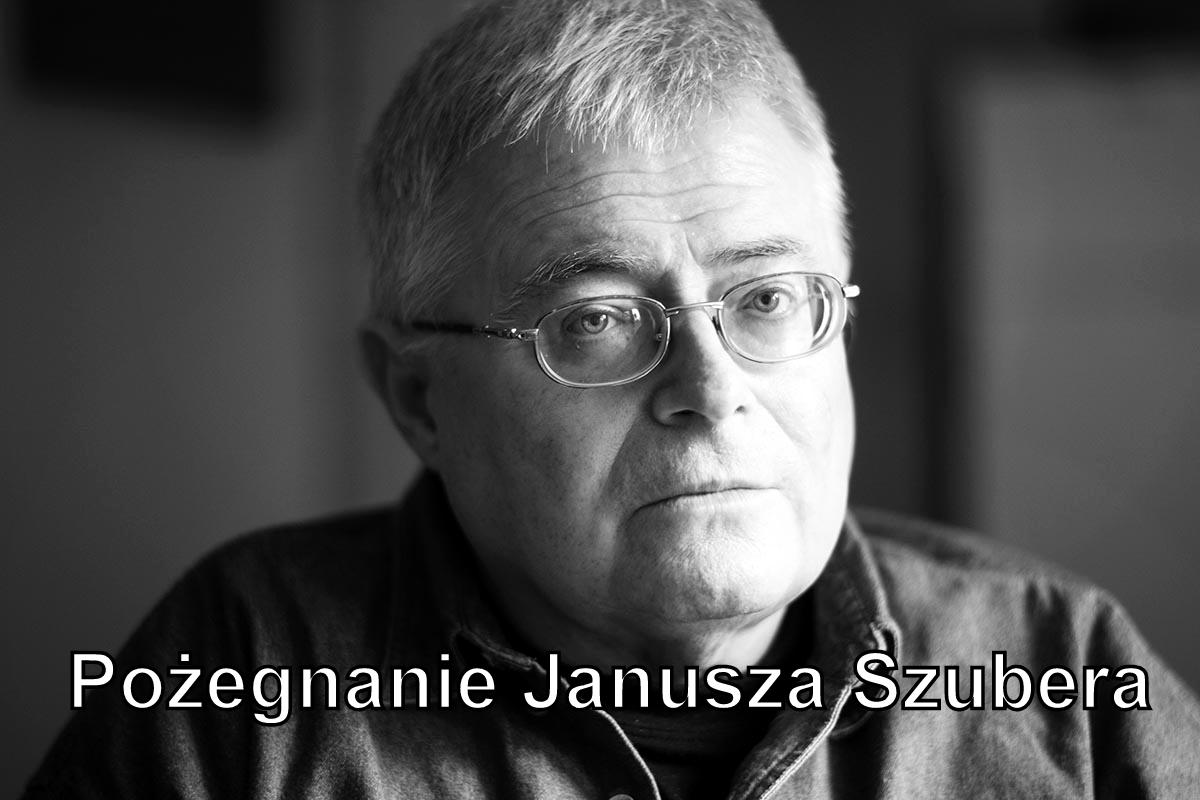Aktorzy Starego Teatru Narodowego pożegnali Janusza Szubera [VIDEO PREMIERA] - Zdjęcie główne