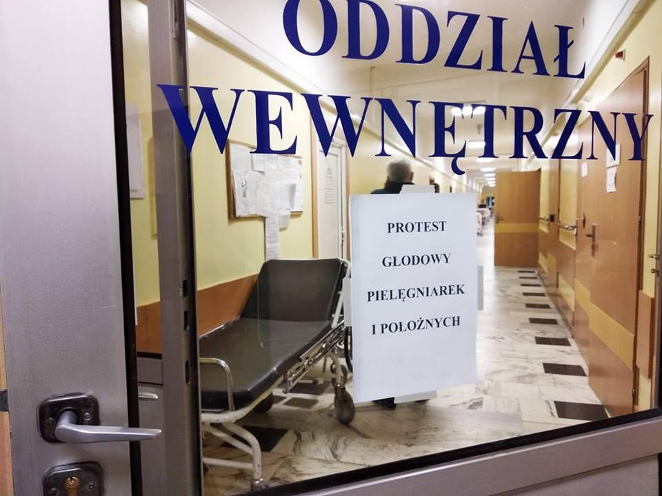 W sanockim szpitalu wstrzymano przyjęcia - Zdjęcie główne