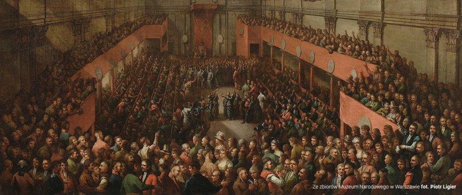 230 lat temu Sejm Wielki uchwalił Konstytucję 3 maja - Zdjęcie główne