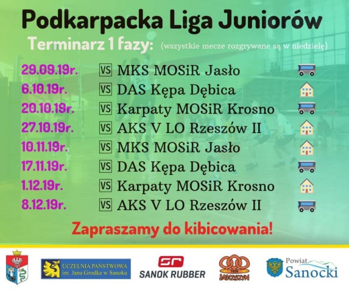 Zdecydowana wygrana juniorów TSV Sanok na inaugurację sezonu - Zdjęcie główne