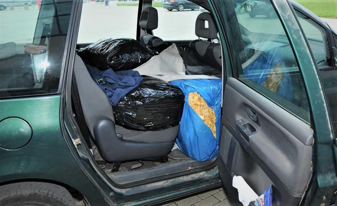 Podkarpacka Straż Graniczna oraz KAS rozbiły grupę przestępczą [ZDJĘCIA] - Zdjęcie główne