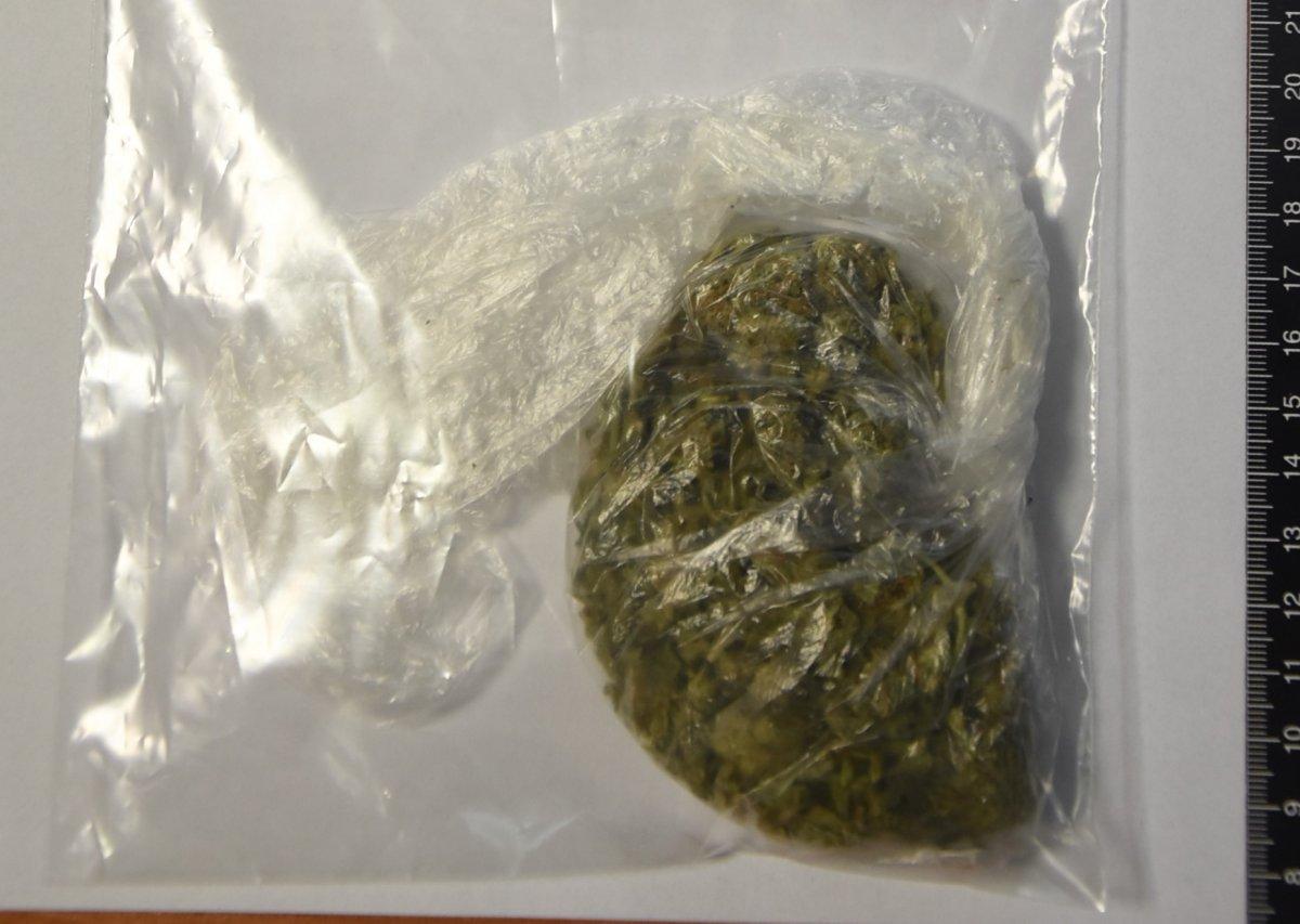 SANOK: 22-latek podejrzany o przestępstwa narkotykowe - Zdjęcie główne