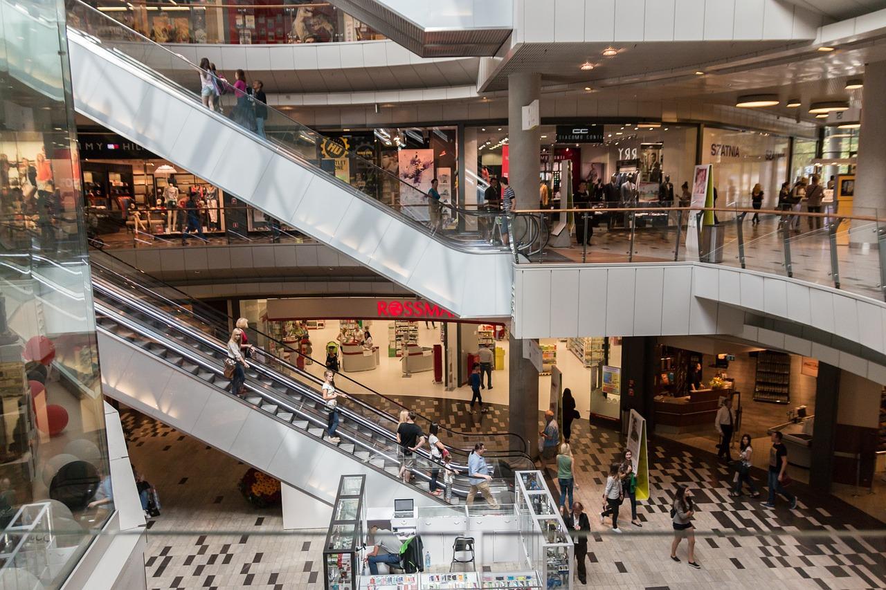 Nowa normalność – zasady bezpiecznych zakupów w centrach handlowych  - Zdjęcie główne