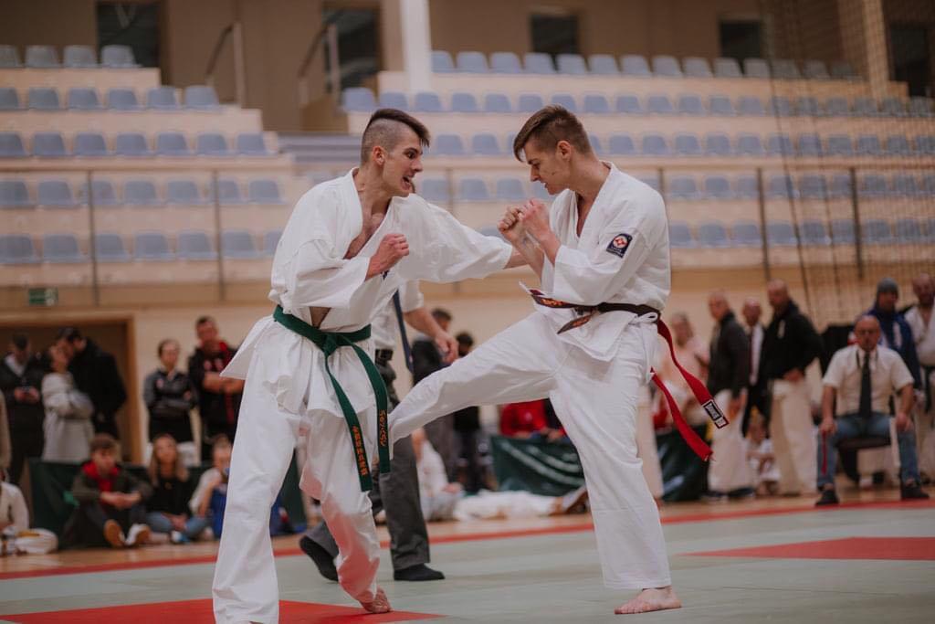 UKS KKK Niebieszczany na Mistrzostwach w Wieliczce [FOTO] - Zdjęcie główne
