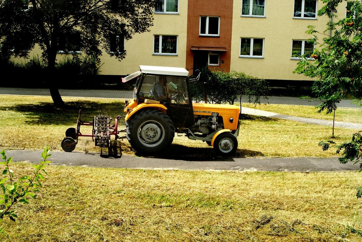 Zatrzymano nietrzeźwego traktorzystę  - Zdjęcie główne