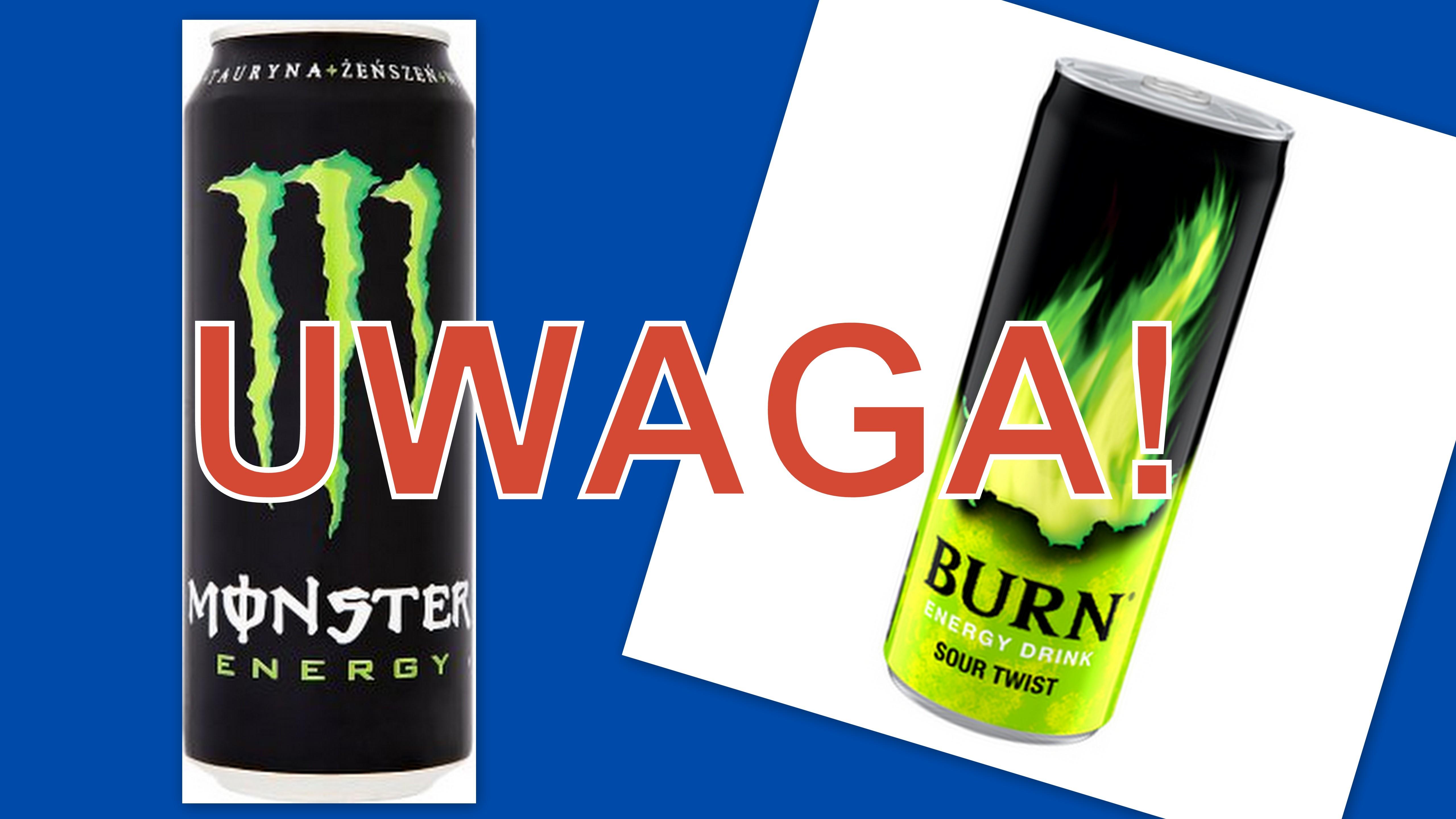 UWAGA! Wycofane energetyki. Te napoje mogą Ci zaszkodzić!  - Zdjęcie główne