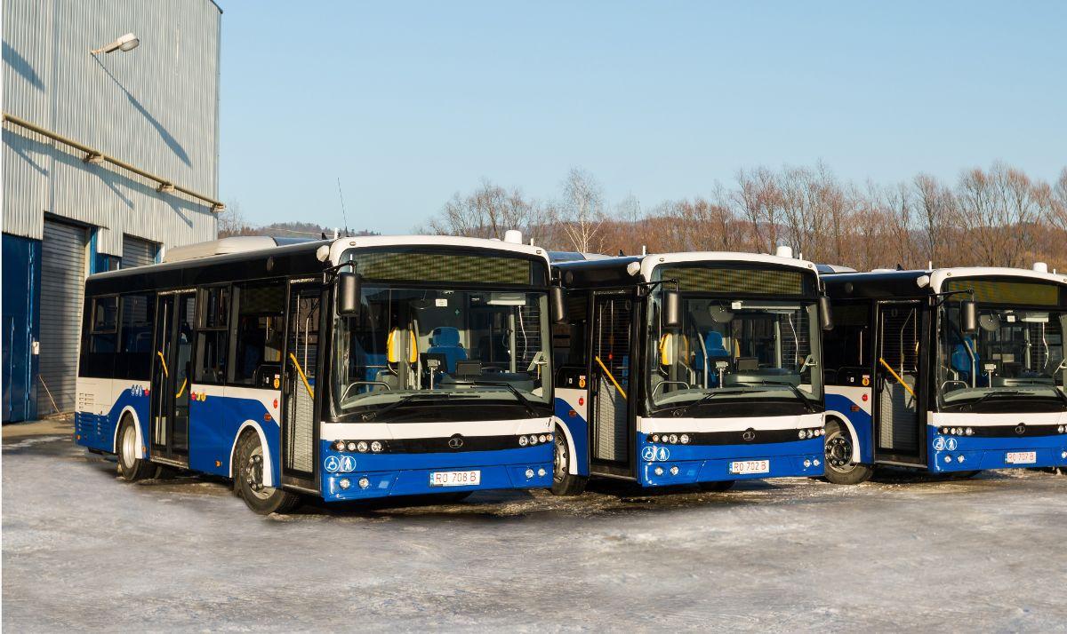 SANOK: Kolejne autobusy z Autosanu pojadą do Krakowa! [FOTO] - Zdjęcie główne