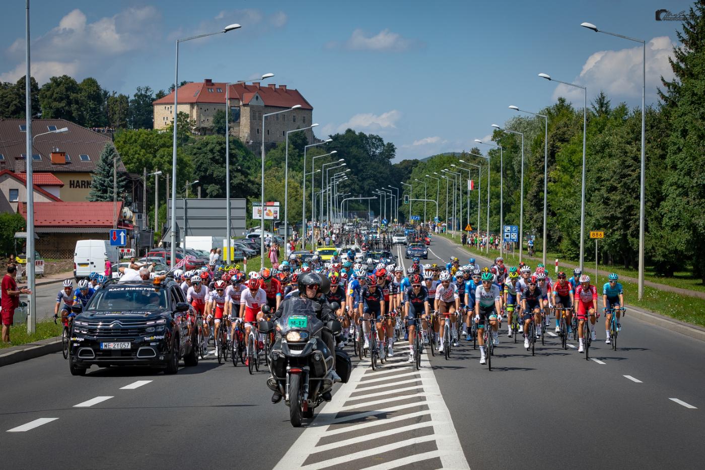 Najdłuższy 3 etap Tour de Pologne wystartował z Sanoka [ZDJĘCIA+WIDEO] - Zdjęcie główne
