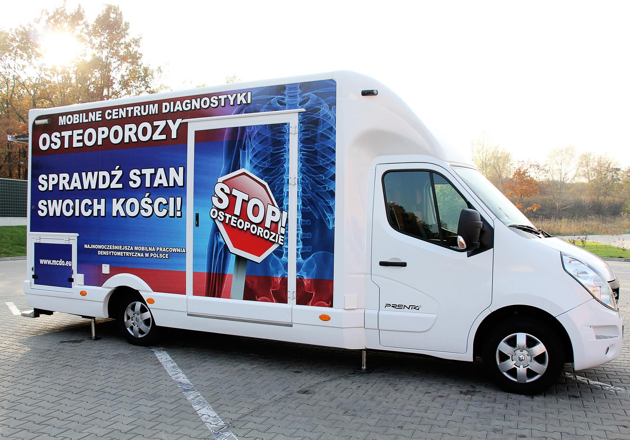 Osteobus przyjedzie do Sanoka. Ruszyła rejestracja!  - Zdjęcie główne