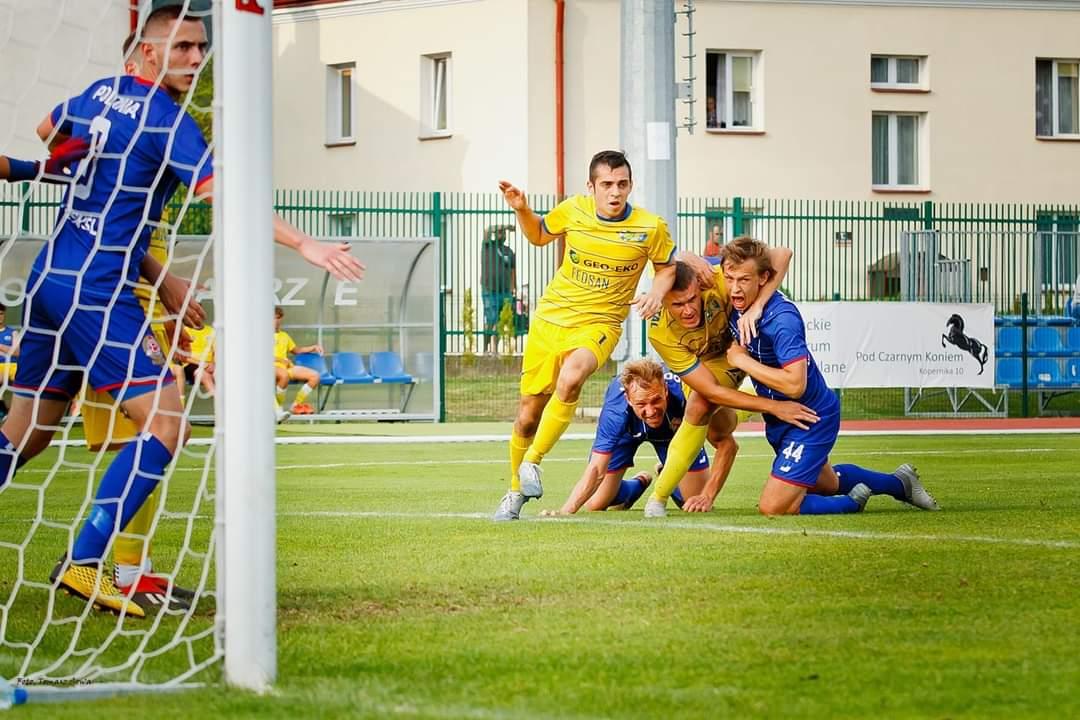 Ekoball zagra o punkty w IV lidze w Ropczycach - Zdjęcie główne