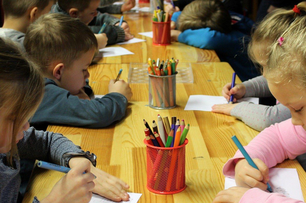 GMINA SANOK. Rekrutacja do przedszkoli i szkół podstawowych - Zdjęcie główne