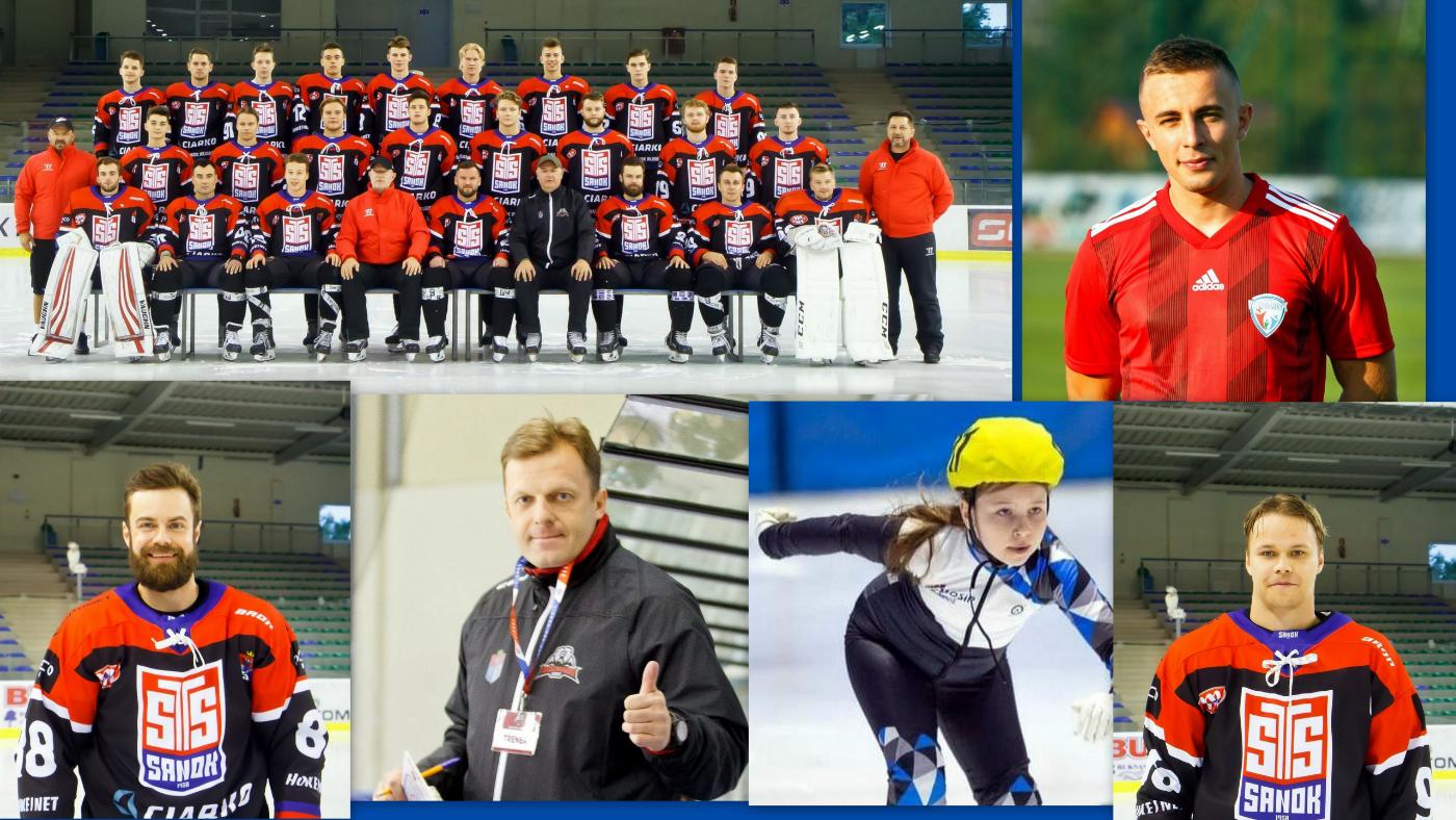 Przedstawiamy Sportowców Roku 2020 w powiecie sanockim! - Zdjęcie główne