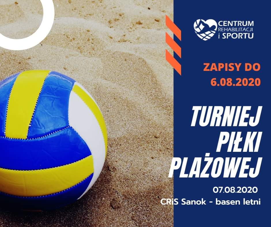 Turniej siatkówki plażowej już w najbliższy piątek - Zdjęcie główne