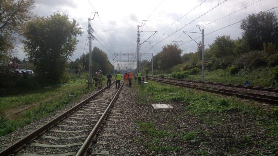 PODKARPACIE: 36 -latek rzucił się pod pociąg - Zdjęcie główne