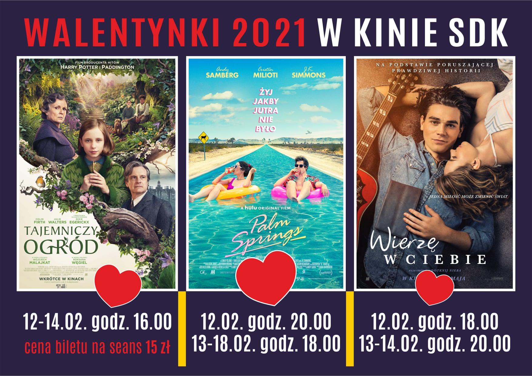 KONKURS: Kino SDK czynne od piątku. Wygraj bilety na seans! - Zdjęcie główne