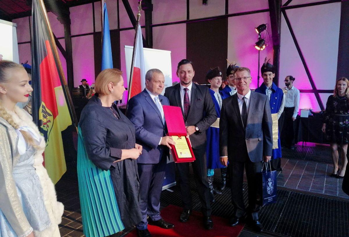 Obchody Dni Jedności Niemiec z udziałem sanoczan - Zdjęcie główne