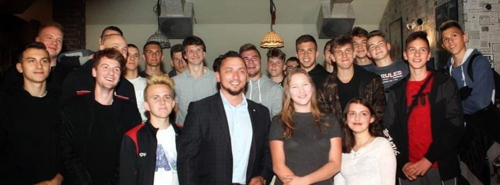 Burmistrza Sanoka wesprze Rada Młodzieży! - Zdjęcie główne