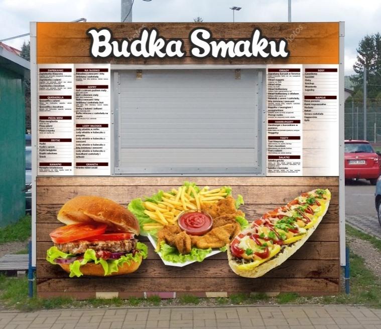 Pyszne obiady zamówisz w BUDCE SMAKU - Weź udział w KONKURSIE i jedz za darmo! - Zdjęcie główne