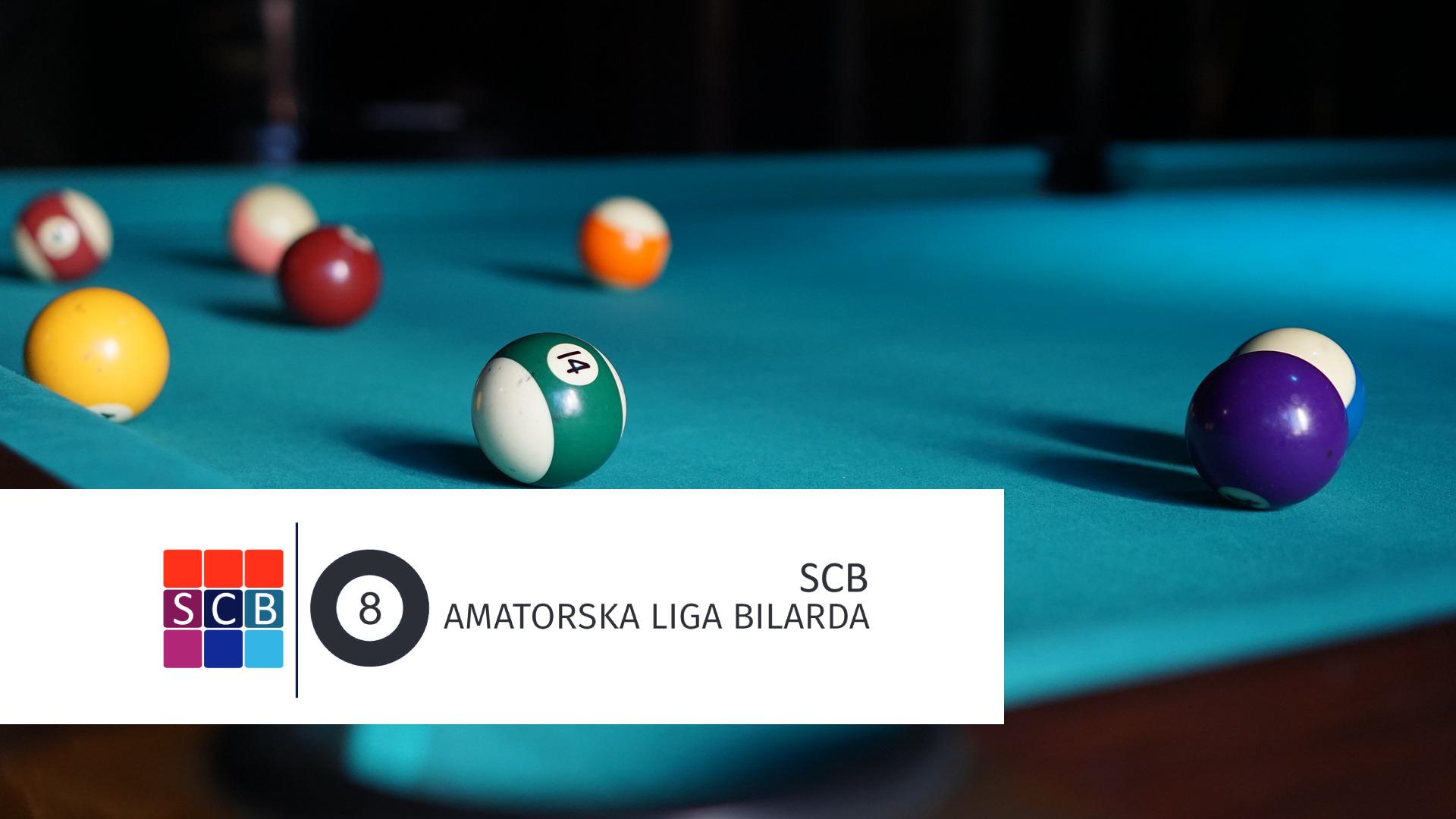 Co nas czeka w 4 kolejce SCB Amatorskiej Ligi Bilarda? - Zdjęcie główne